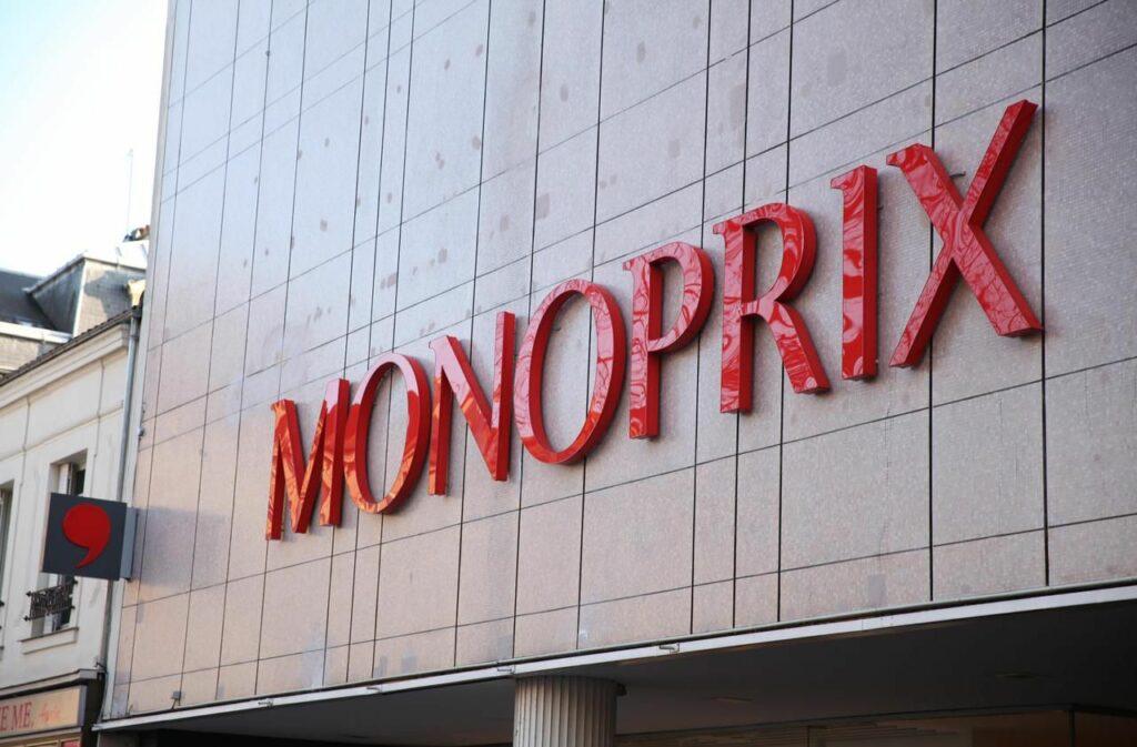 Magasins Monoprix