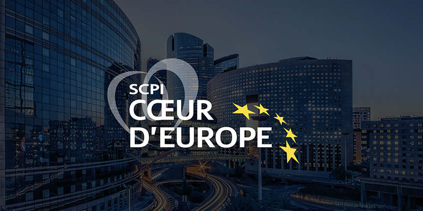 Sogenial Immobilier lance la SCPI Coeur d'Europe